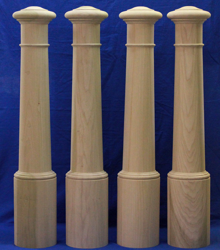 Custom Wood Turnings