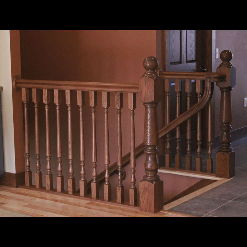 Large_Turned_Newel_Post_Red_Oak_9B