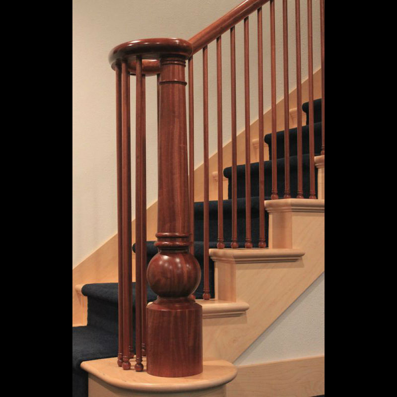 Large_Turned_Newel_Post_Sapele_14A