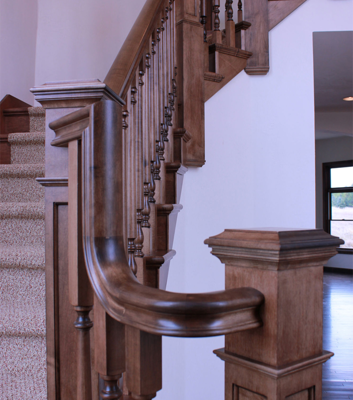 Staircase 18-A Hard Maple