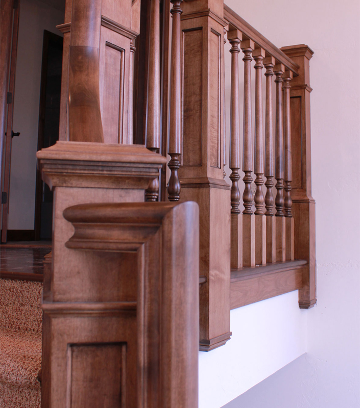 Staircase 18-C Hard Maple