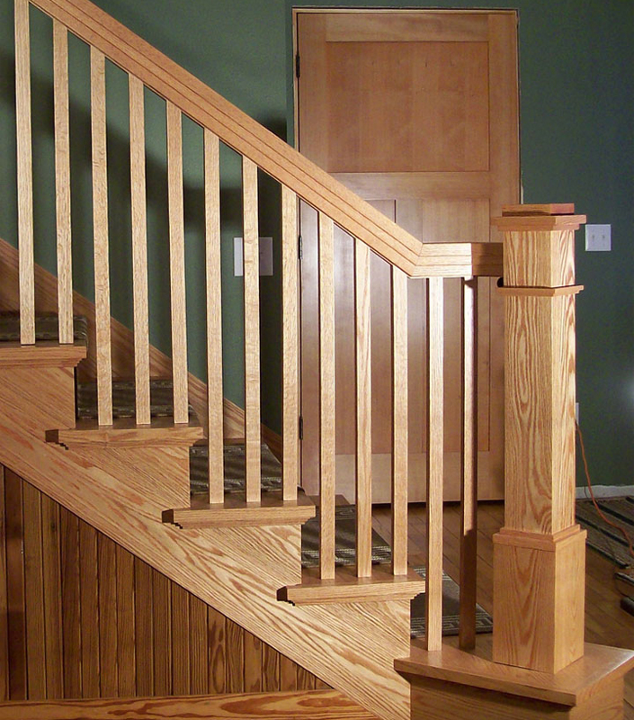 Staircase 22-A Craftsman