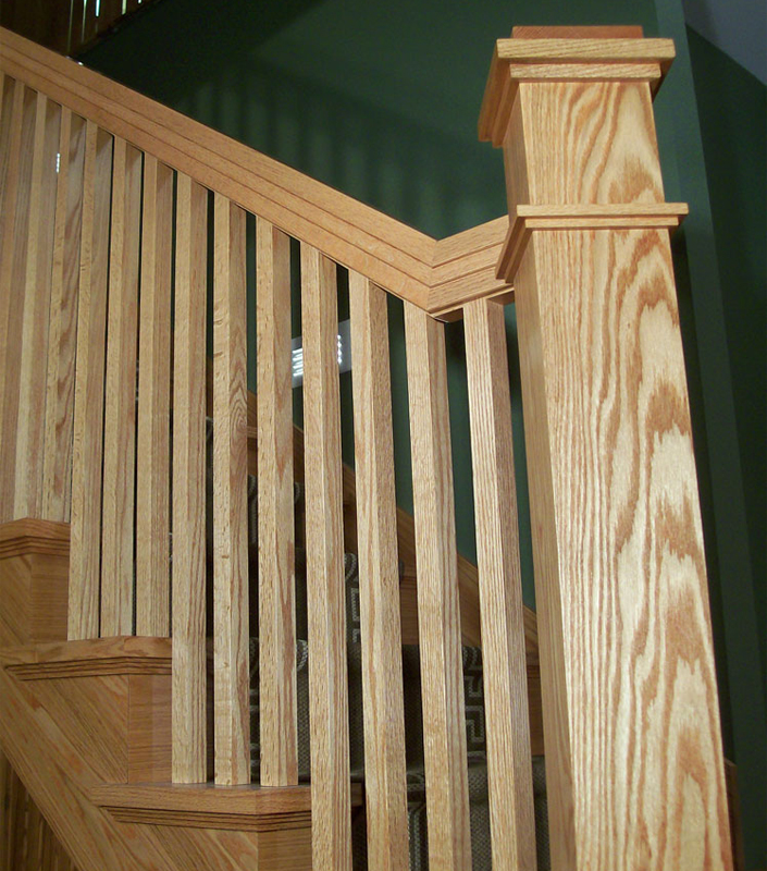 Staircase 22-B Craftsman