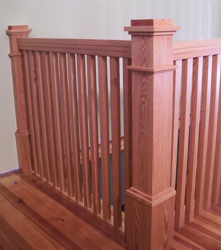 Staircase 22-C Craftsman