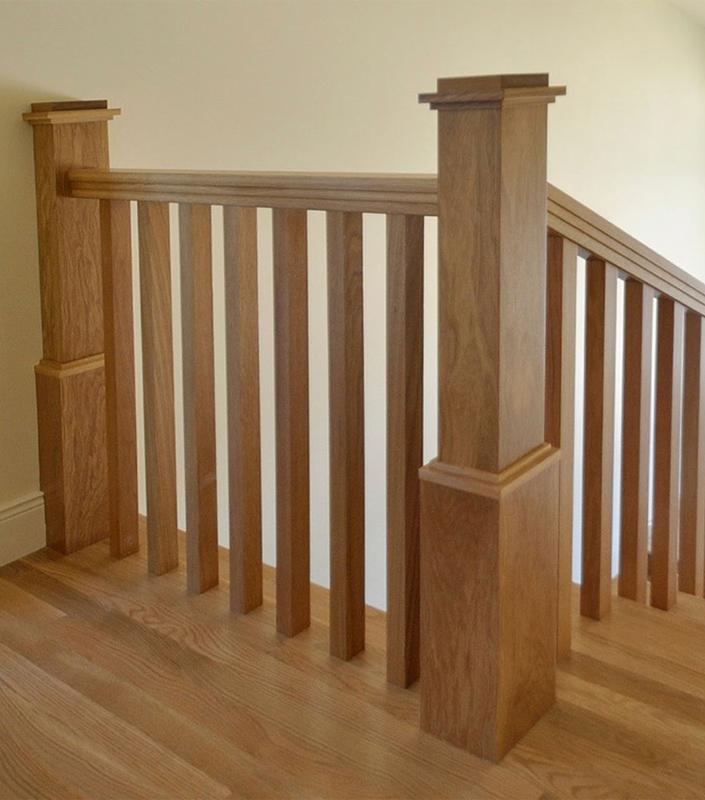Staircase 26-B Craftsman