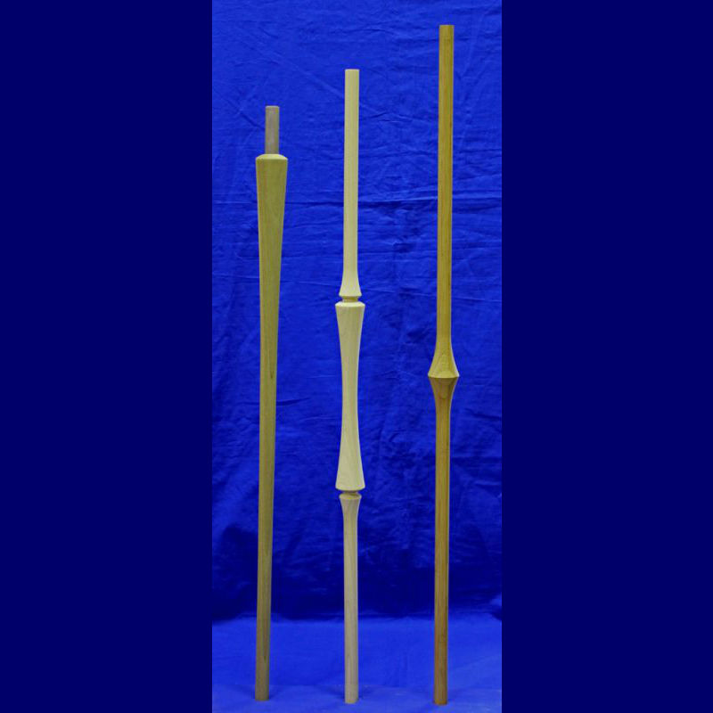 Custom Wood Baluster 1