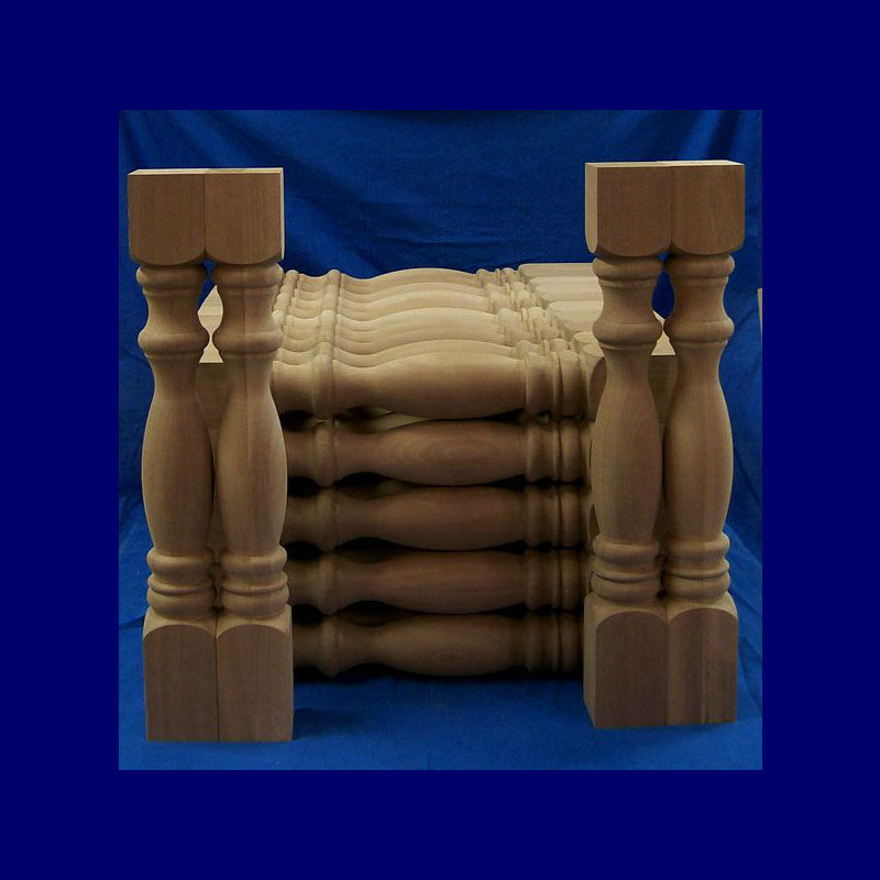 Custom Wood Baluster 3